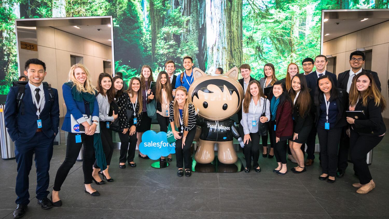 Salesforce Tour