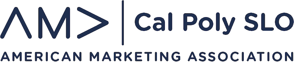 Cal Poly American Marketing Association Retina Logo