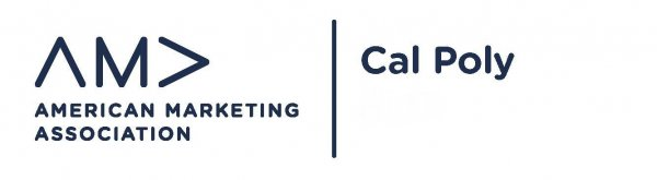 Cal Poly American Marketing Association Logo